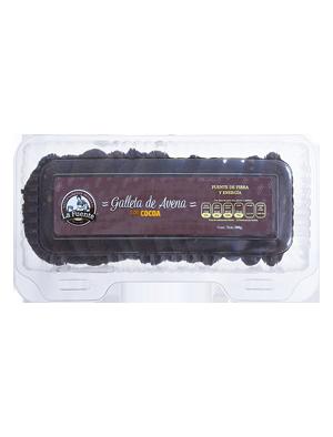 galletas de avena con cocoa